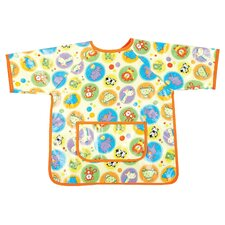 <strong>AM PM Kids!</strong> Zoo Animals Art Smock