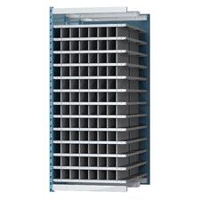 "Deep Bin 87"" H Thirteen Shelf Shelving Unit Add-on"