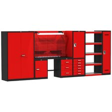 Fort Knox Complete Modular Steel Top Workbench