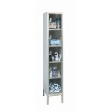 Safety-View 5 Tier 1 Wide Plus Stock Locker