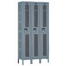 Heavy-Duty Ventilated (HDV) Knock-Down Locker (Quick Ship)