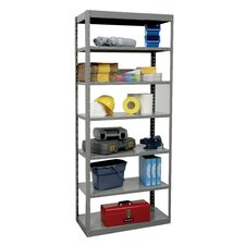<strong>Hallowell</strong> DuraTech Shelving Heavy-Duty Pass-Through Type Individual Unit with 7 Shelves