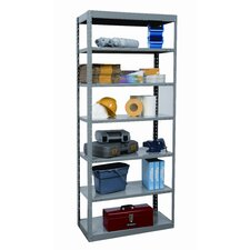 "Hi-Tech 87"" H 7 Shelf Shelving Unit Starter"