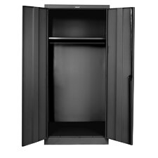 <strong>Hallowell</strong> 800 Series Wardrobe Cabinet, Knock-Down