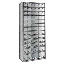 "Hi-Tech 87"" H 13 Shelf Shelving Unit"
