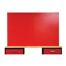 <strong>Hallowell</strong> Fort Knox Pegboard