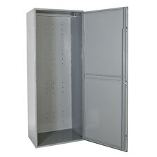 Uniform Exchange Locker Double Tier 1 Wide (Assembled)