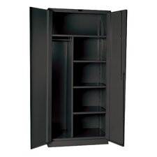 "Duratough 48"" Galvanite Series Combination Cabinet"