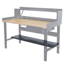 Workbench Lower Shelf