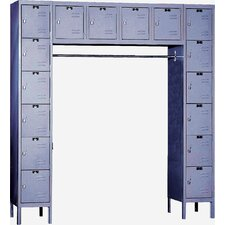 Premium Locker 16 Person (Assembled) (Quick Ship)