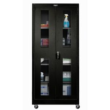 800 Series Stationary Knock-Down Storage Cabinet