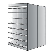 "Deep Bin 87"" H 8 Shelf Shelving Unit Add-on"