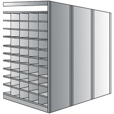 "Deep Bin 87"" H 11 Shelf Shelving Unit Add-on"