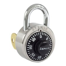 Zephyr Combination Padlock