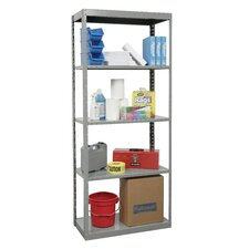 "Hi-Tech 87"" H Shelving Unit Starter"
