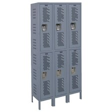 Heavy-Duty Ventilated Knock-Down (HDV) Locker (Quick Ship)