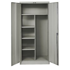 400 Series Stationary Solid Knock-Down Combination Cabinet
