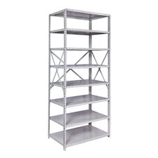 <strong>Hallowell</strong> MedSafe Antimicrobial Knock-Down  Hi-Tech Shelving