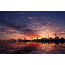 Cities Sunrise