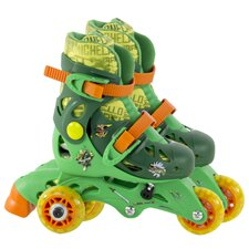 Teenage Mutant Ninja Turtles Junior Convertible 2-in-1 Boy's Inline Skates