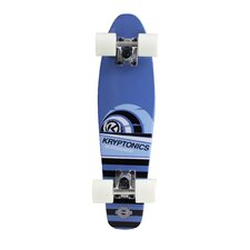 "Kryptonics Wood Torpedo 22.5"" Complete Skateboard"