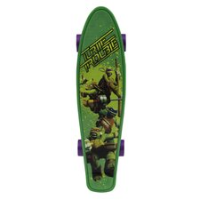 "Teenage Mutant Ninja Turtles Torpedo 21"" Complete Skateboard"