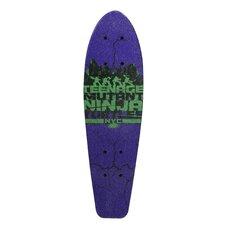 """Teenage Mutant Ninja Turtles 21"""" Kids Complete Skateboard"""