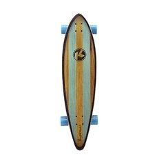 Kryptonics Pintail Longboard Complete Skateboard