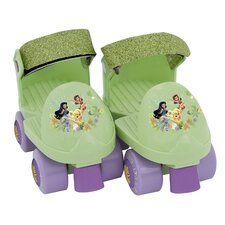 Disney Fairies Sparkle Junior Girl's Roller Skates