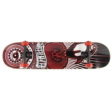 "Satellite Wired Blast Off Graphic 31"" Complete Skateboard"