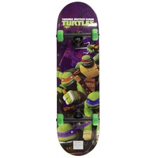 "Teenage Mutant Ninja Turtles 21"" Complete Skateboard"