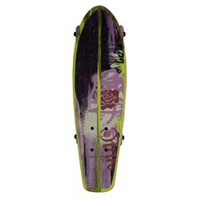 "<strong>Bravo Sports</strong> Disney Fairies Cruiser 21"" Complete Skateboard"