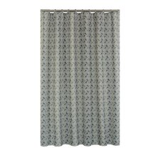 Metro Polyester 14-Piece Shower Curtain Set