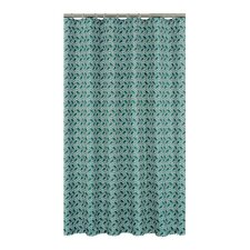 Metro Polyester Shower Curtain Set