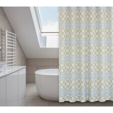 Vogue Polyester Shower Curtain Set