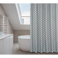 Manhattan Polyester 14-Piece Shower Curtain Set