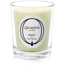 <strong>Qualitas Candles</strong> Beeswax Hearth Scented Candle