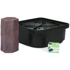 2.9 GPM Basalt Column Fountain Kit