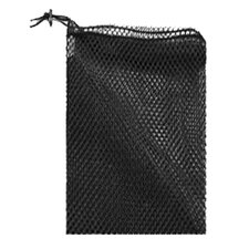 Media Mesh Bag with Draw String