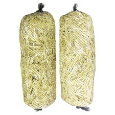 Barley Straw Logs (2 Pack)