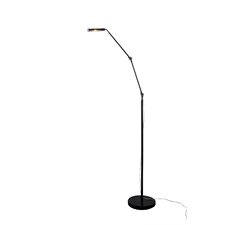 <strong>Alternating Current</strong> Assist 1 Light LED Square Floor Lamp