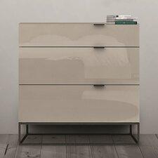 Vizzione 3 Drawer Dresser