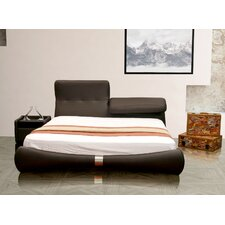 <strong>Casabianca Furniture</strong> Luxe King Platform Bed