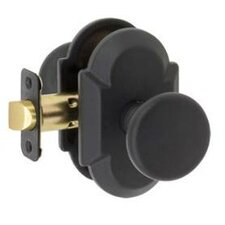 Sandcast Tuscan Privacy Curved Entry Knob