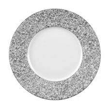 Holiday 16cm Breakfast Saucer in White