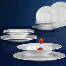 No Limits 12 Piece Dinnerware Set