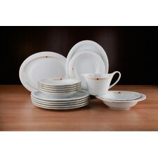 Allegro Avila 16 Piece Dinnerware Set