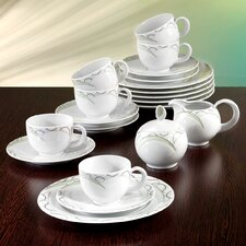 Monaco Larvotto 20 Piece Coffee T Set