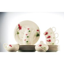 Orlando Livorno 20 Piece Coffee Set
