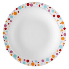 Trio Dots 23cm Breakfast Plate